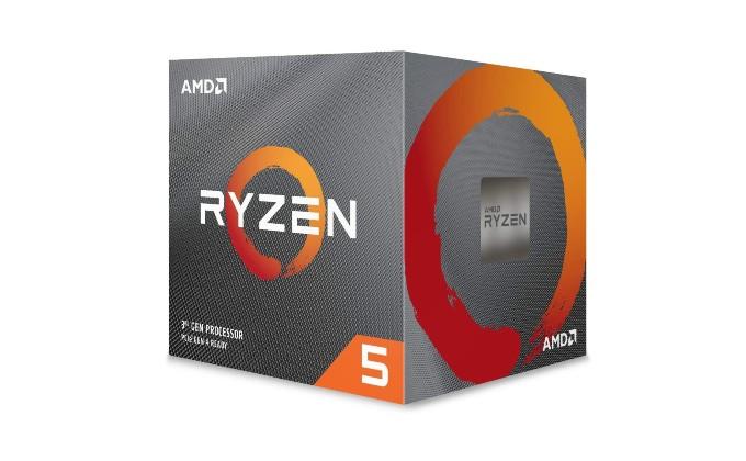 Ryzen 5 2600 - best budget gaming PC build processor