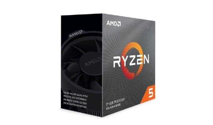 Ryzen 5 3600 - $1000 gaming PC build