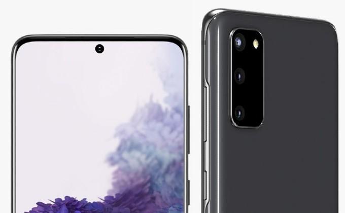 Samsung S20 - Snapdragon 865 smartphones