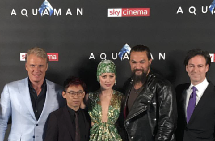 Amber Heard removal from 'Aquaman' petition receives almost 500K signatures