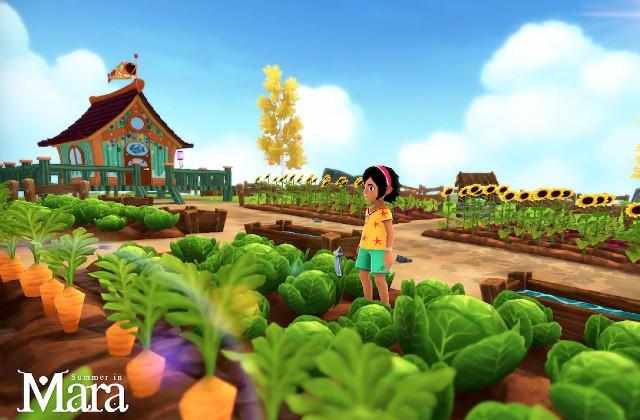 Summer in Mara tells the story of Koa
