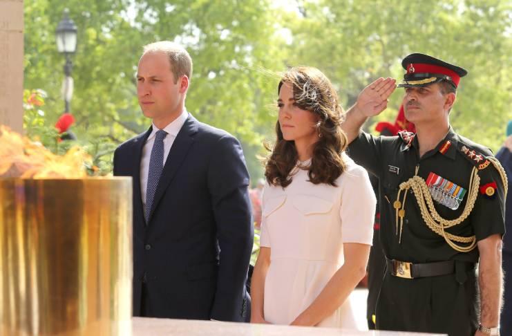 Kate Middleton allegedly blaming Meghan Markle