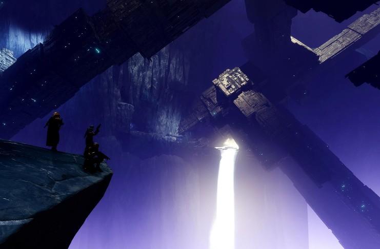 Destiny 2 Beyond Light expansion
