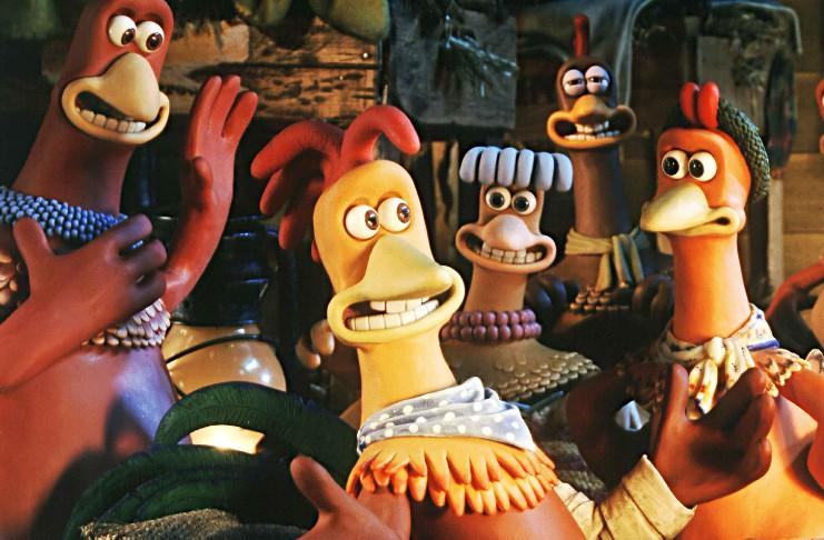 Chicken Run sequel Netflix