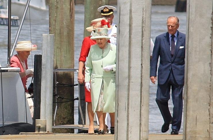 Cheating allegations between Queen Elizabeth II and Prince Philip