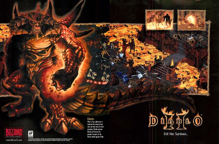 Blizzard celebrates the 20th anniversary of 'Diablo 2'