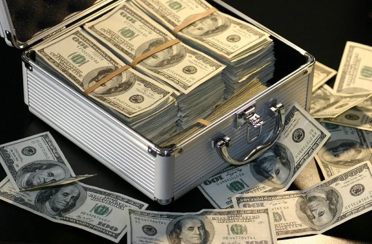 Profitable Bitcoin scam.
