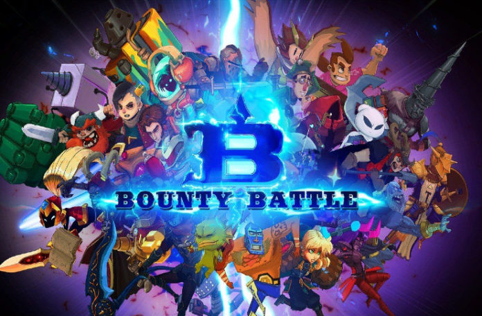 Indie 2D fighting game 'Bounty Battle' shows off impressive roster