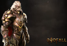 'Godfall' shows off one of its characters in a new trailer