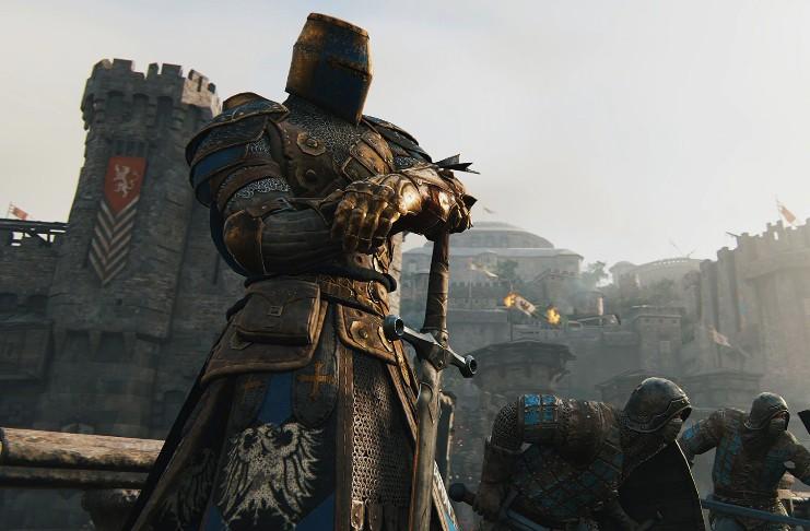 Warden For Honor Samurai Shodown DLC