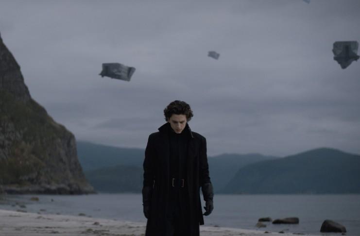 Dune Warner Bros cinematography
