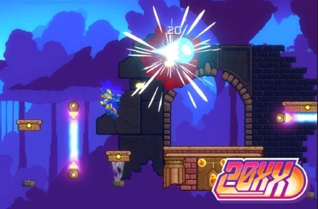 20XX is similar to Megaman