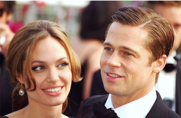 Brad Pitt, Angelina Jolie trying their best to co-parent
