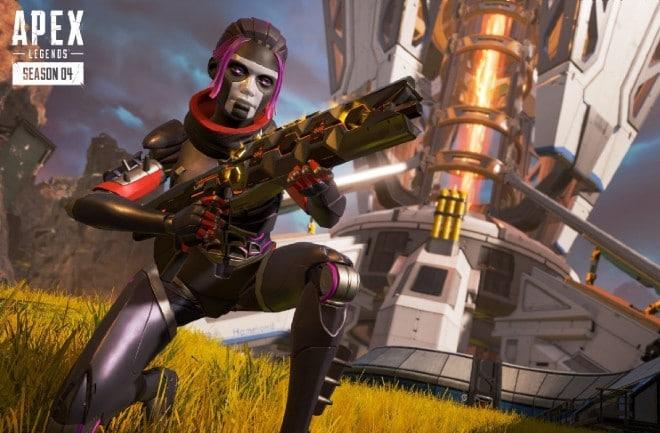 Apex Legends summer sale will bring back Wraith skins