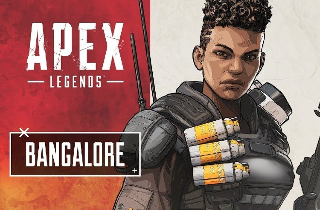 Apex Legends might tell Bangalore's story soon