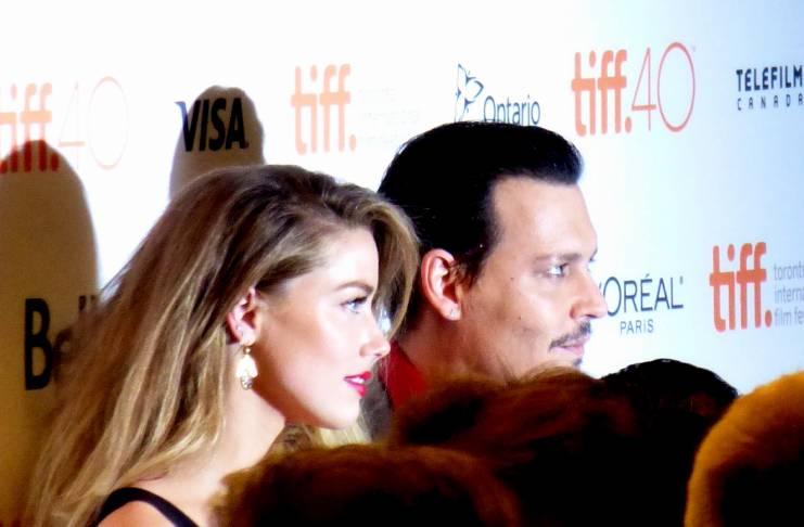 Amber Heard's fans