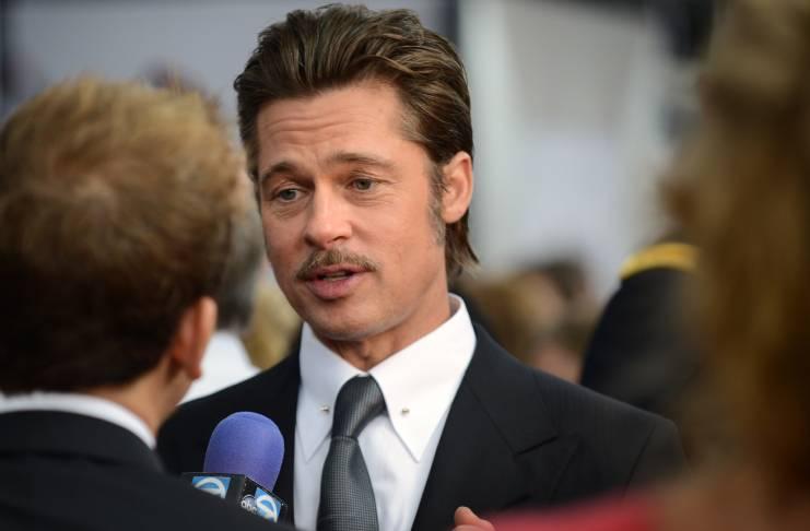 Angelina Jolie allegedly proud of Brad Pitt