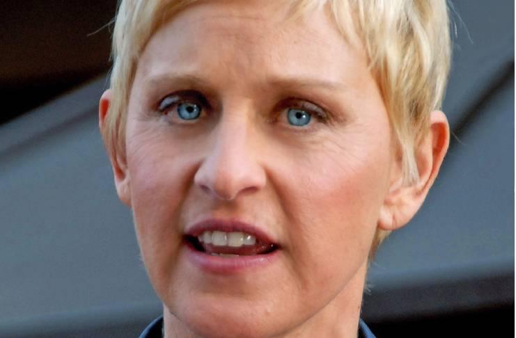 Ellen DeGeneres and Portia de Rossi were at home during the burglary