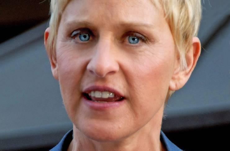 Ellen DeGeneres dubbed as 'Queen of Mean'