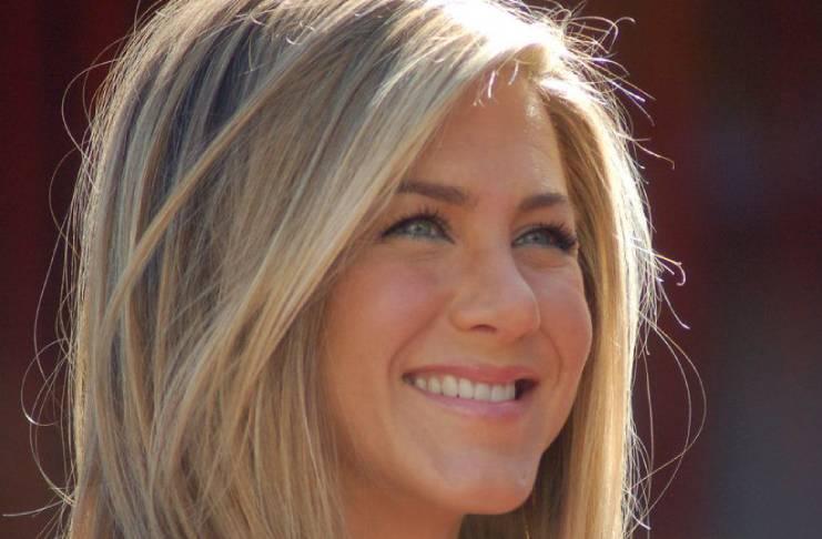 Jennifer Aniston workout