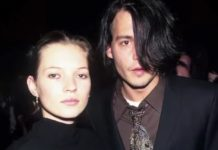 Johnny Depp reportedly found his 'wild-child match' with Kate Moss