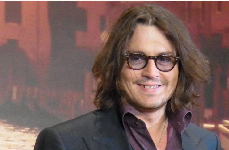 Johnny Depp spent thousands on wine