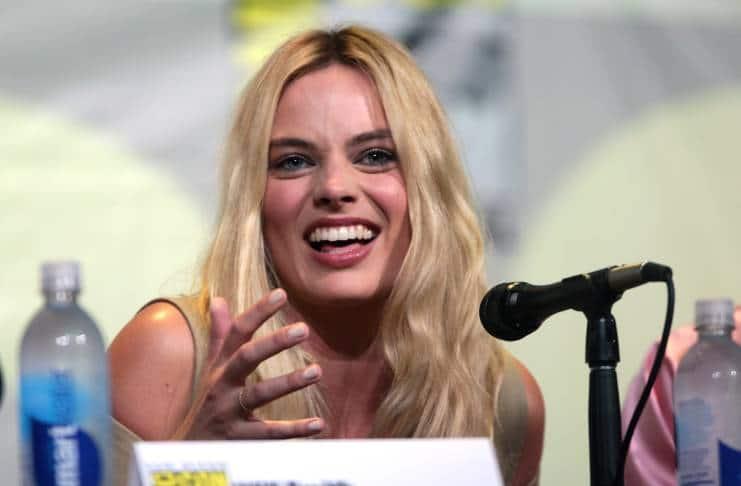 Margot Robbie rumors
