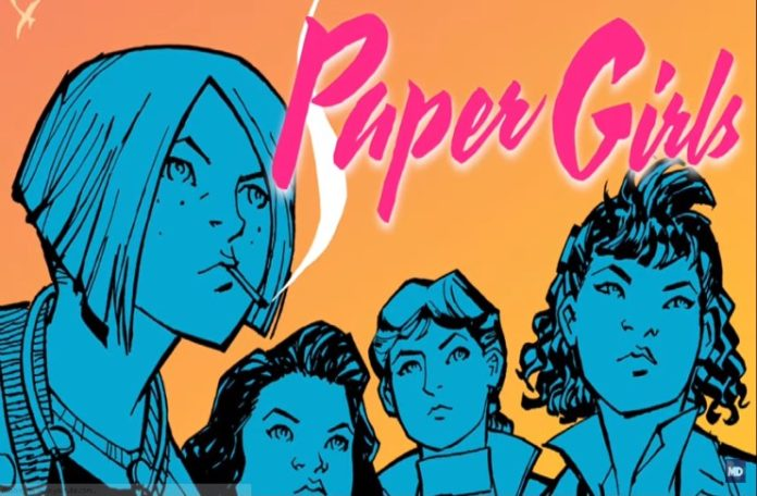 'Paper Girls' co-showrunner gives an update on drama's TV adaptation