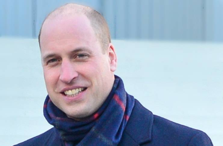 Prince William allegedly reassured his wife