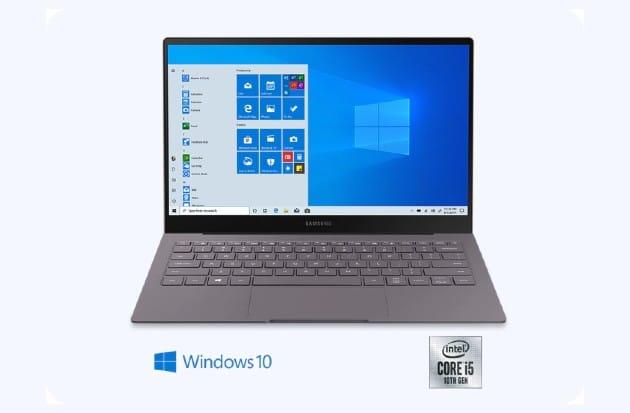 Samsung Galaxy Book S provides full Windows experience