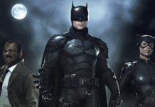 Ben Affleck returns as Batman in 'Justice League 2' fan art
