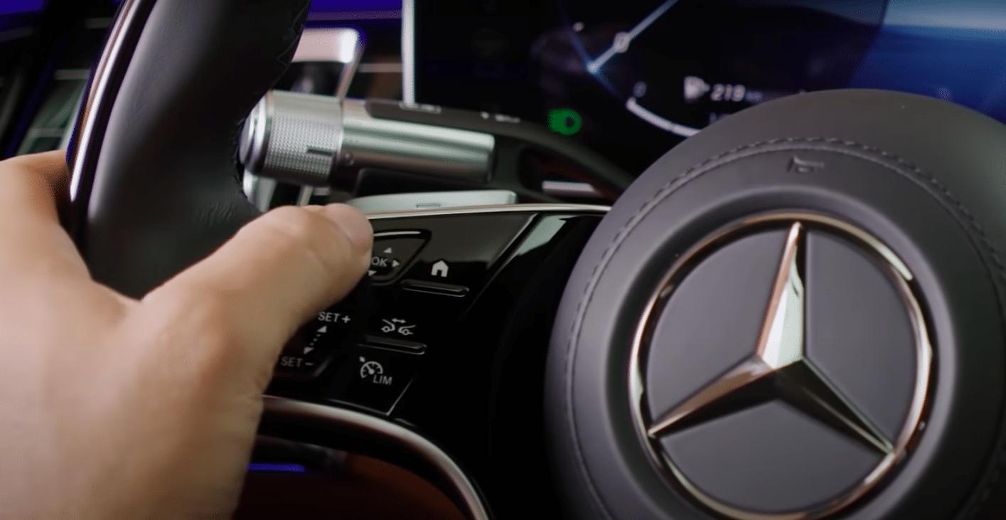 2021 Mercedes-Benz S-Class Prototype Reveals Clean Look