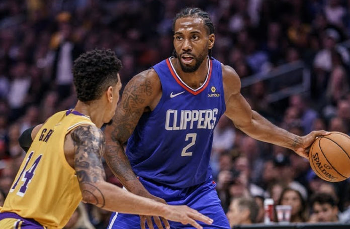 Kawhi Leonard and the LA Clippers still favored to win NBA title this year