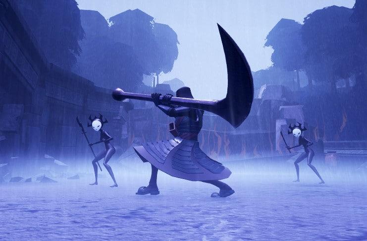 Samurai Jack Battle Through Time release
