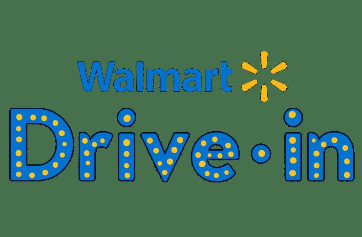 Walmart Tribeca drive-in theater