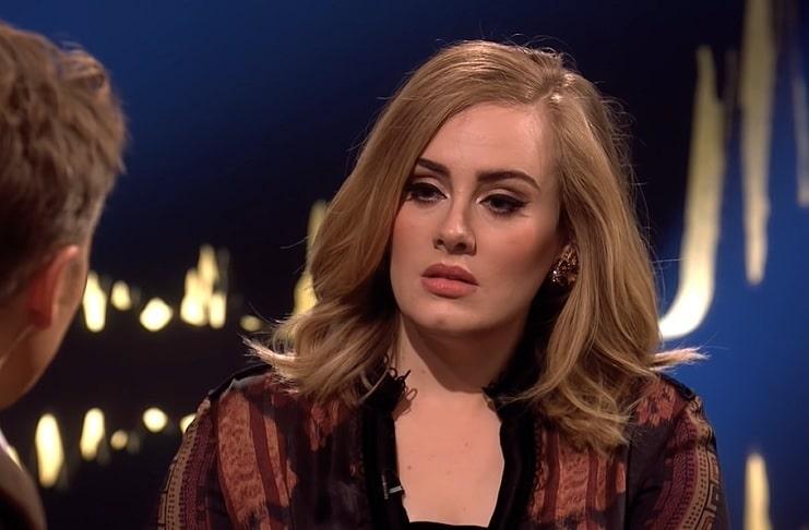 Adele's surprising backstage demands
