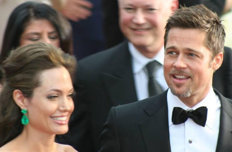 Brad Pitt's parents gave Angelina Jolie an ultimatum