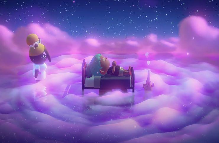 Animal Crossing New Horizons Player Recreates Studio Ghibli S Spirited Away In Game
