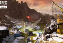 Apex Legends Boosted map might still be World's Edge