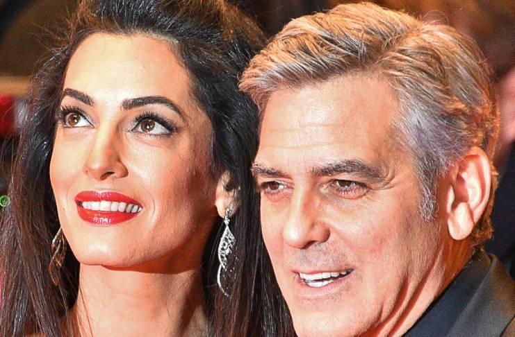 Elizabeth Hurley gushes over George Clooney
