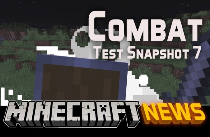 Minecraft-Combat-Snapshot-7C-Revamps-Shields-And-Potions