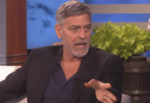 George Clooney allegedly didn't behave like a married man before Amal