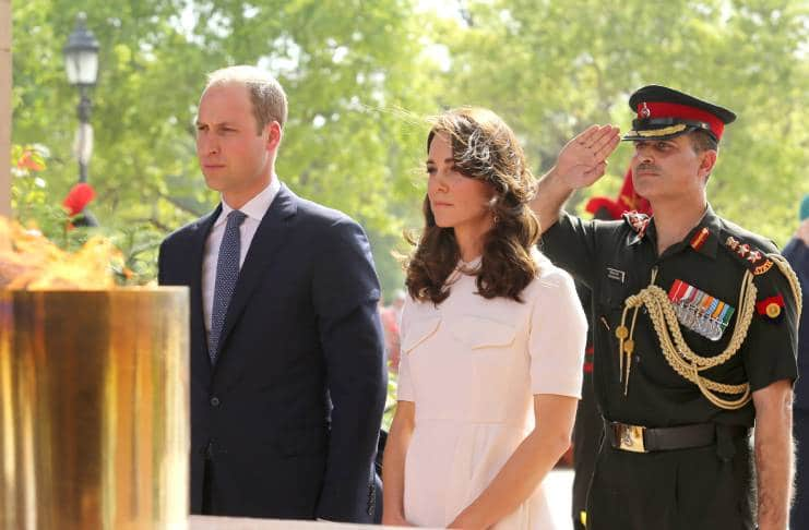 Kate Middleton, Prince William's recent vacation
