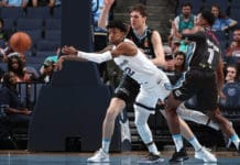 Ja Morant, Grizzlies hanging by the nails for 8th spot chance
