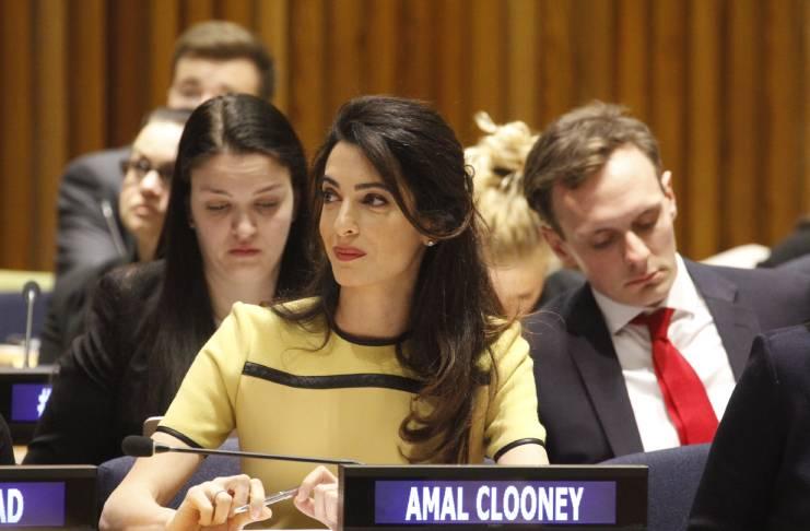 Amal Clooney hates Cindy Crawford