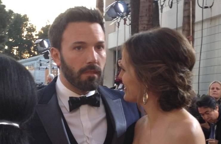 Ben Affleck still allegedly loves Jennifer