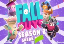 'Fall Guys' will add a candy pink hammer called 'Big Yeetus'