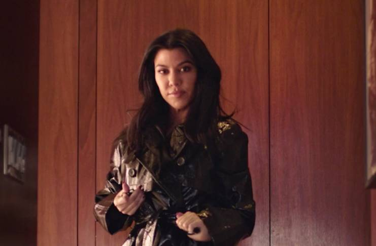 Kourtney Kardashian fondly calls her friend 'wife'