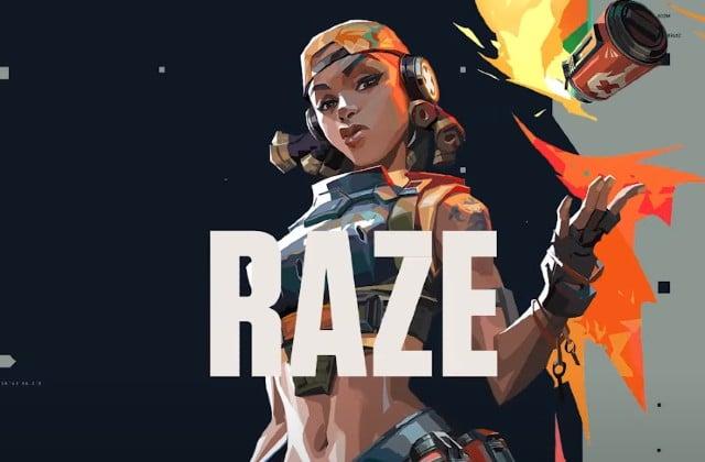 Valorant Agent Raze gets changes to her skills