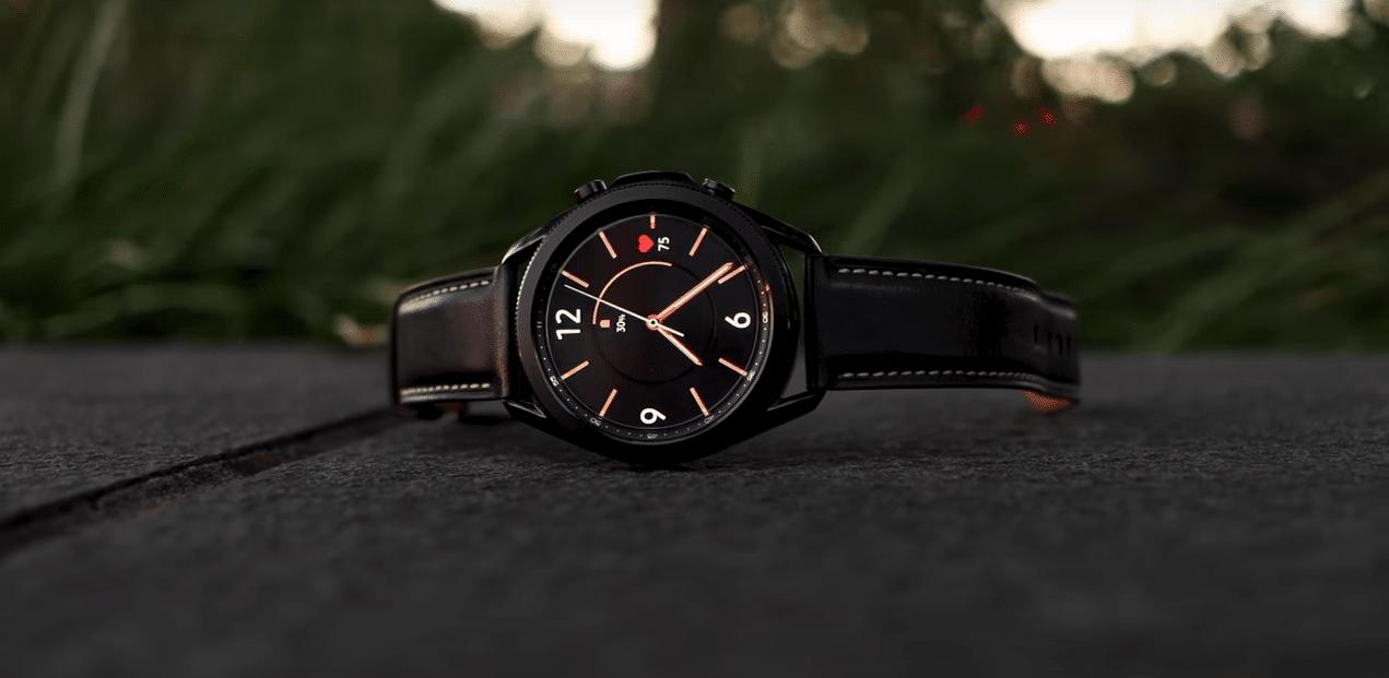 Galaxy Watch 3 just got a big upgrade to fight Apple Watch 6